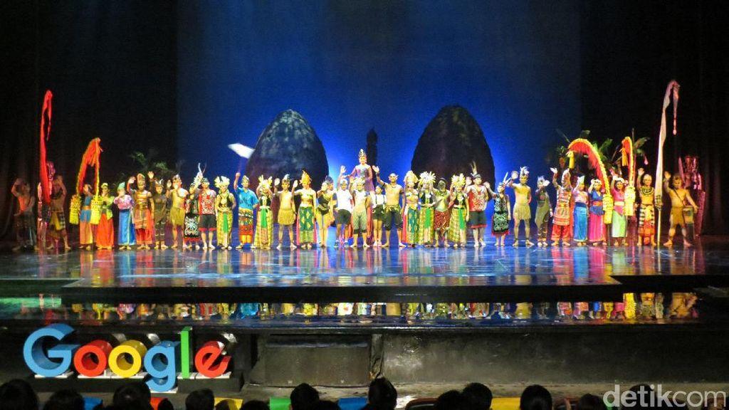 Pertunjukan Devdan Show yang Mesti Kamu Tonton di Bali