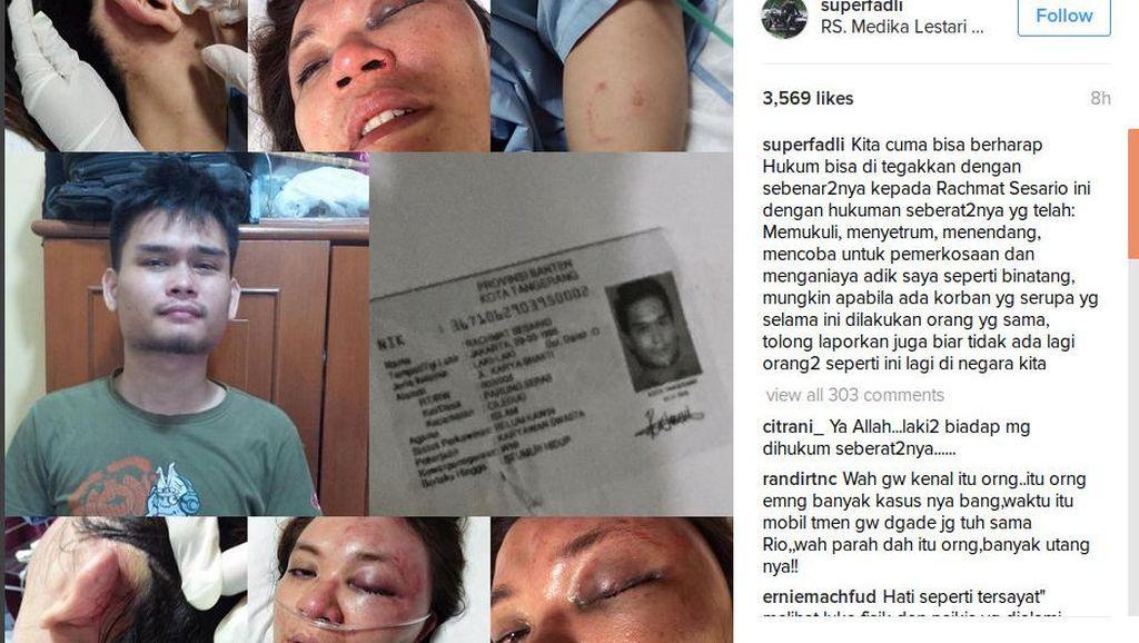Ini Aksi Bejat dan Tuntutan Rachmat yang Nyaris Perkosa Adik Fadlan-Fadli