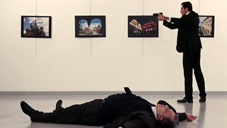 Polisi Turki Tangkap 6 Orang Terkait Penembakan Dubes Rusia