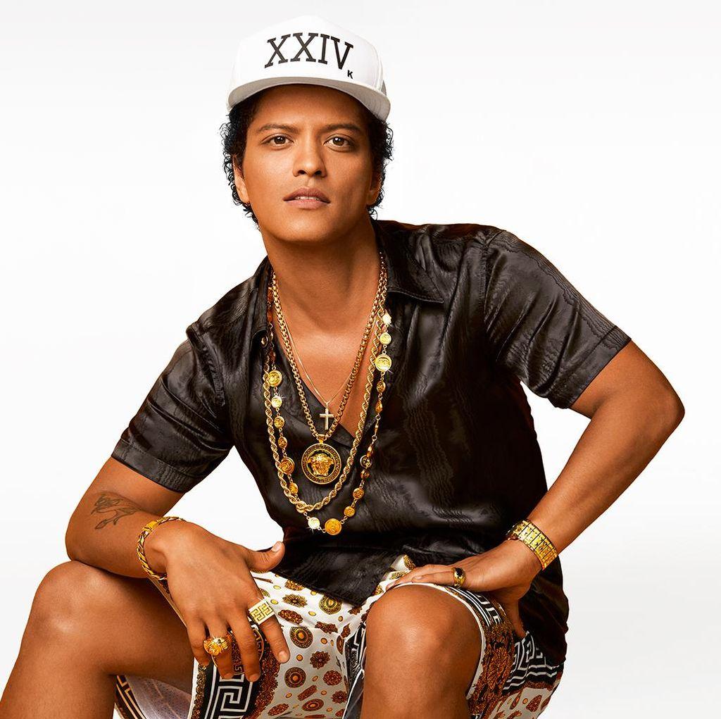 Kembali ke Era 1980-an Bersama Bruno Mars dalam 24K Magic