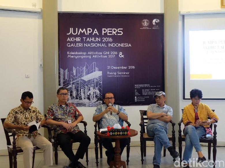 Galeri Nasional Indonesia Sukses Gaet 231.747 Pengunjung di 2016