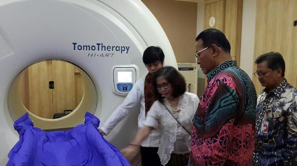 RSCM Resmikan Tomotherapy, Alat Terbaru untuk Terapi Kanker