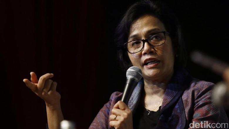 Sri Mulyani: Skema Sekarang Tak Memungkinkan Pensiun PNS Hidup Normal