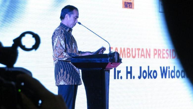 Jokowi: Akhir-akhir Ini Orang Lupa Bedanya Kritik dan Menjelekkan