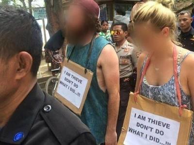 Kata Traveler Tentang Hukuman Mengarak Maling di Gili Trawangan