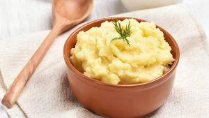 Ini Caranya Chef Steby Rafael Bikin Mashed Potato yang Gurih Enak