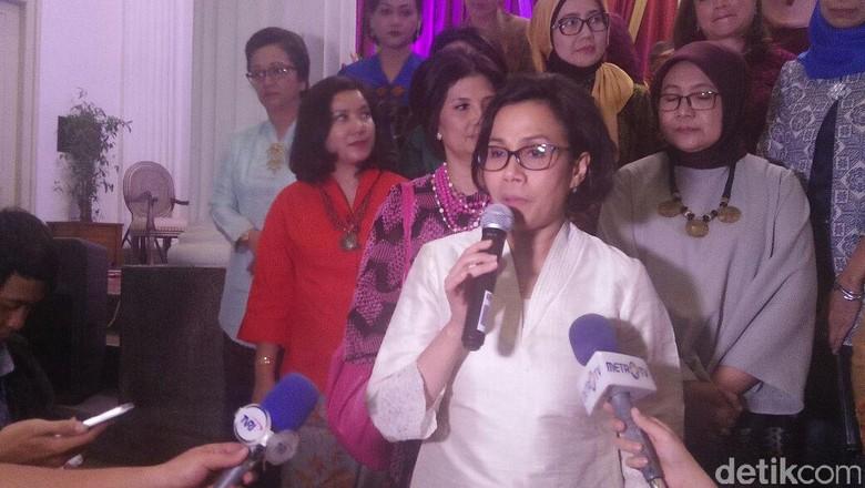 Di Hari Ibu, Sri Mulyani Cerita Keberpihakan APBN Terhadap Perempuan