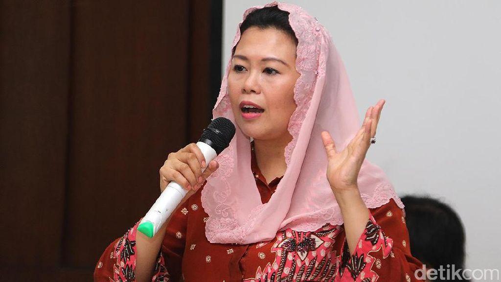 Gerindra, PKS, dan PAN Lirik Yenny Wahid di Pilgub Jatim