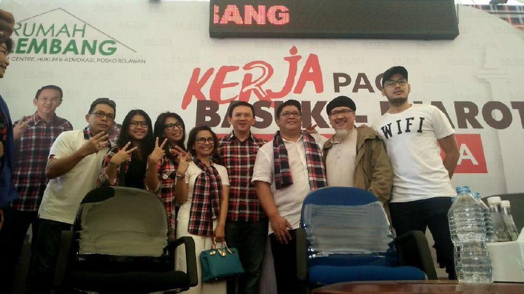 Senang Sungai Jakarta Kini Bersih, Ruth Sahanaya Beri Dukungan untuk Ahok