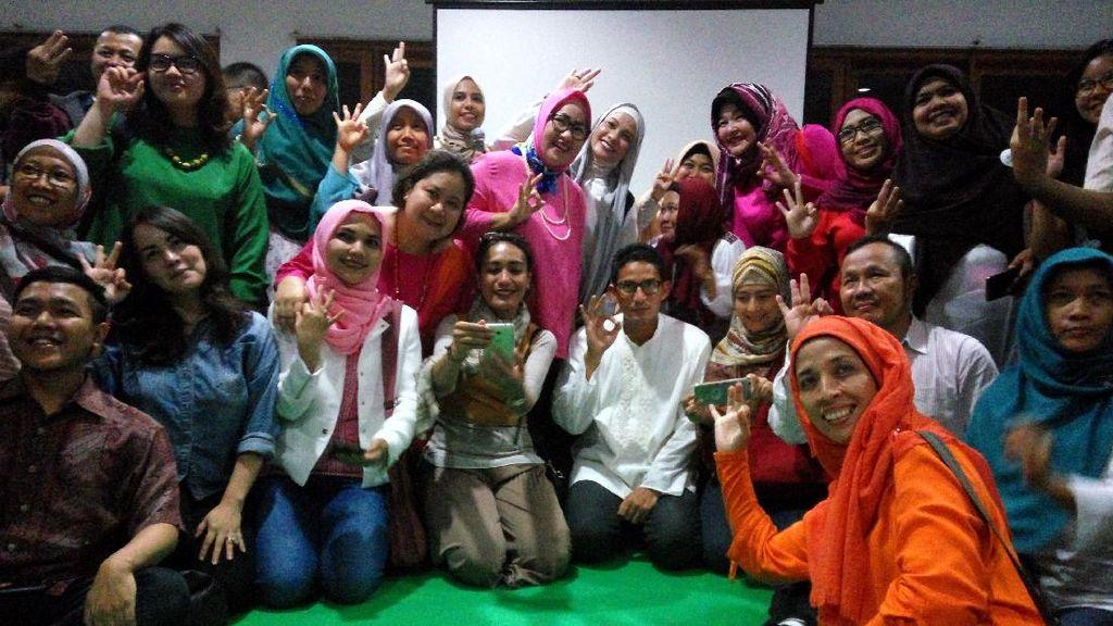 Dukung Enterpreneur Perempuan, Sandiaga Mantapkan Program OK OCE