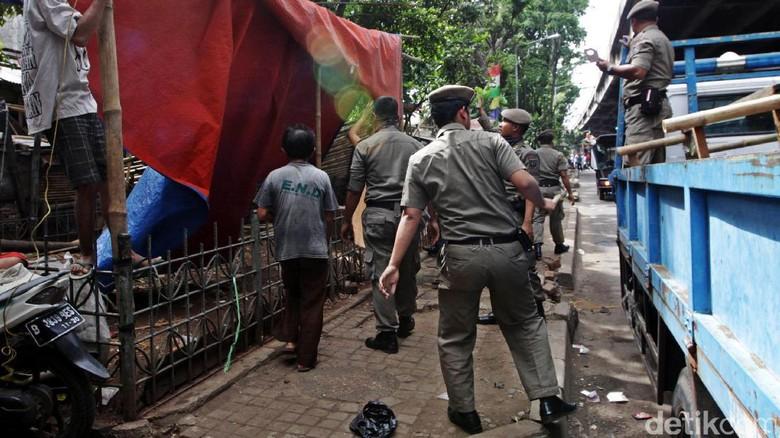 Pemkot Palembang akan Gusur Gubuk Liar di Jalur Asian Games