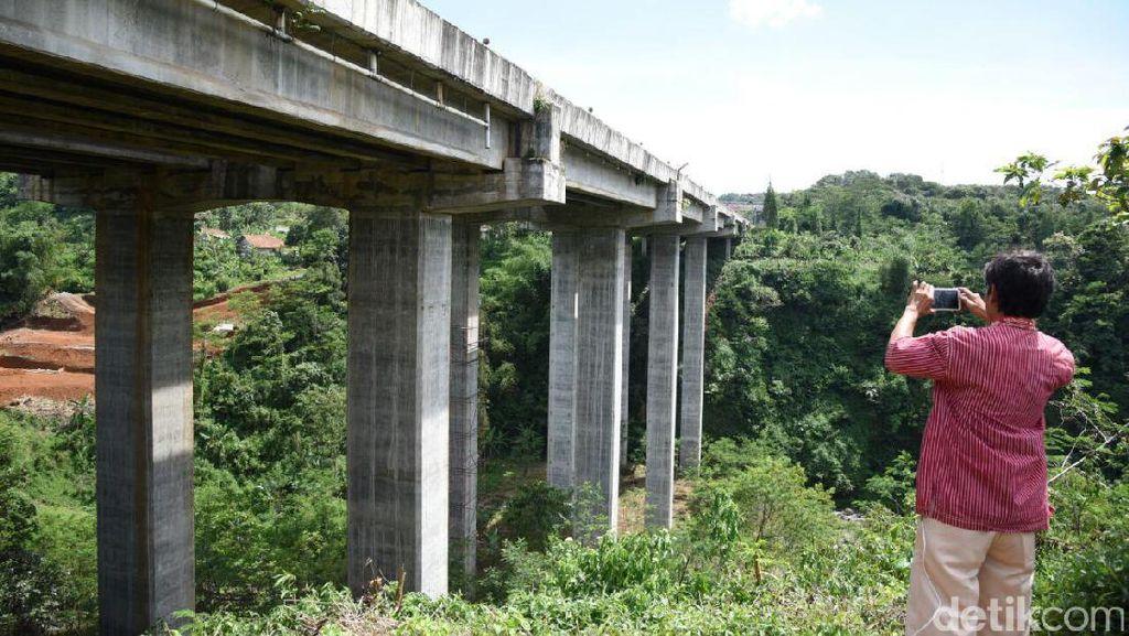 Jembatan Cisomang Bergeser 53 Cm, Pengemudi Diminta Hati-hati