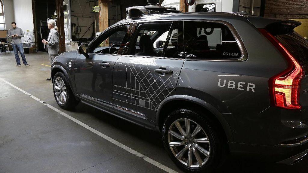Softbank Beli 15% Saham Uber