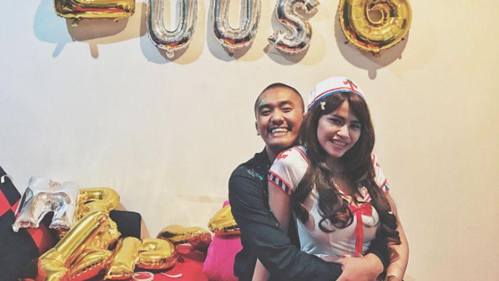 Uus Akui Istrinya Hamil di Luar Nikah, Masih Soal Lamaran Bella