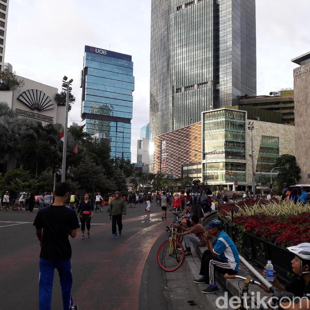 Nyelonong Area CFD di Senayan, Pemobil Asal PNG Diamankan Polisi