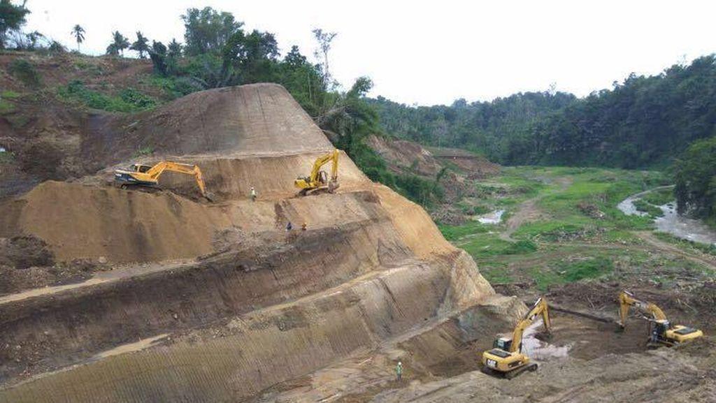 Dibangun WIKA, Ini Manfaat Bendungan Kuwil Kawangkoan di Manado