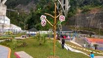 Libur Akhir Tahun ke Sumbar, Ada Area Wisata Baru di Jembatan Kelok 9