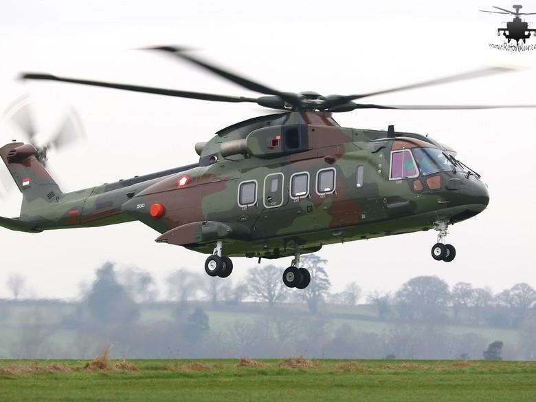 Kasus Pengadaan Heli AW 101, KPK: Ada Tersangka dari TNI