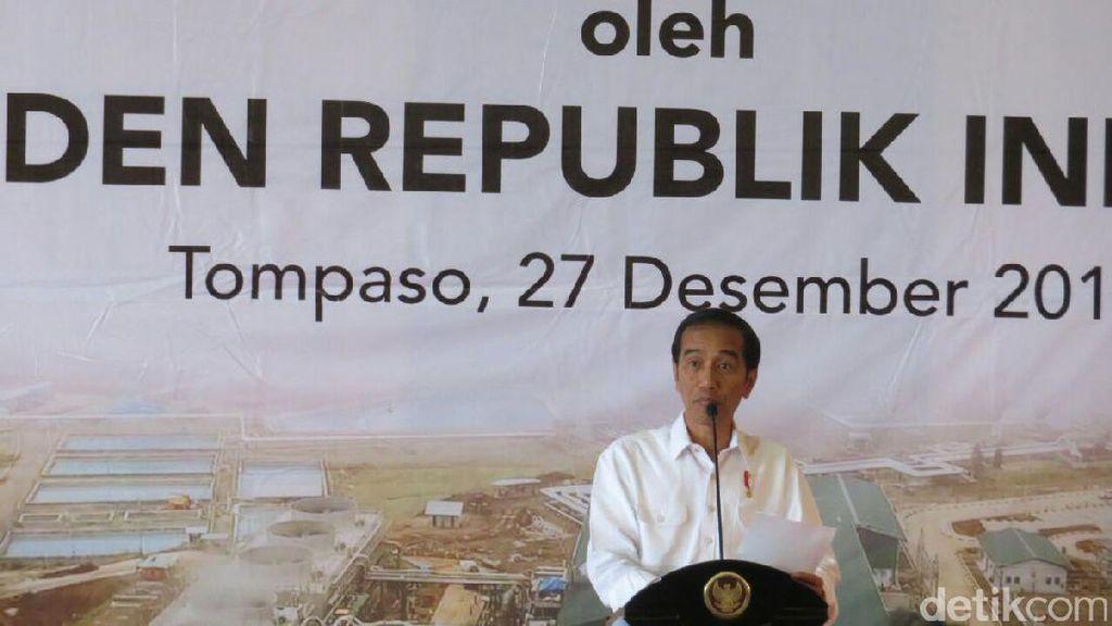 Ini Penjelasan PLN Soal Makelar Listrik yang Disebut Jokowi