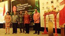 Sultan HB X Buka Peluncuran Pameran Kerajinan Terbesar di Yogyakarta
