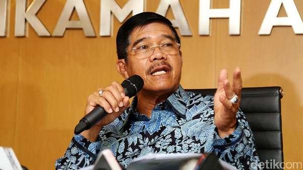 Masa Jabatan Hatta Ali Berakhir, Posisi Ketua MA Dikocok Ulang