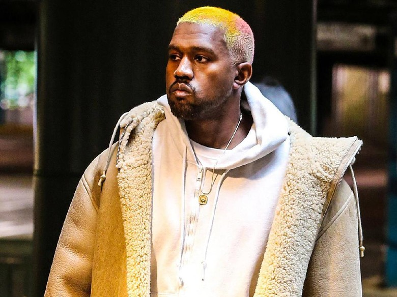 Duh! 3 Lagu Kanye West Bocor di Internet