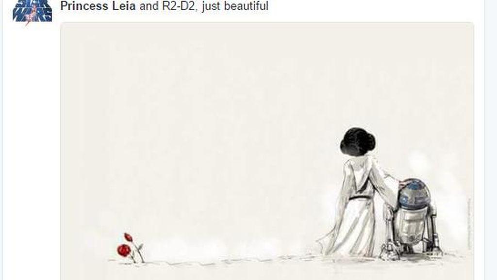 Rest in Peace Putri Leia