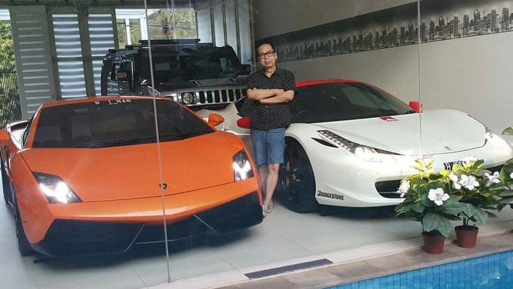 Koleksi Mobil Korban Pembunuhan Pulomas, Lamborghini Hingga Ferrari