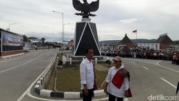 Usai Dipercantik, Pembangunan Pos Perbatasan Lanjut ke Tahap II