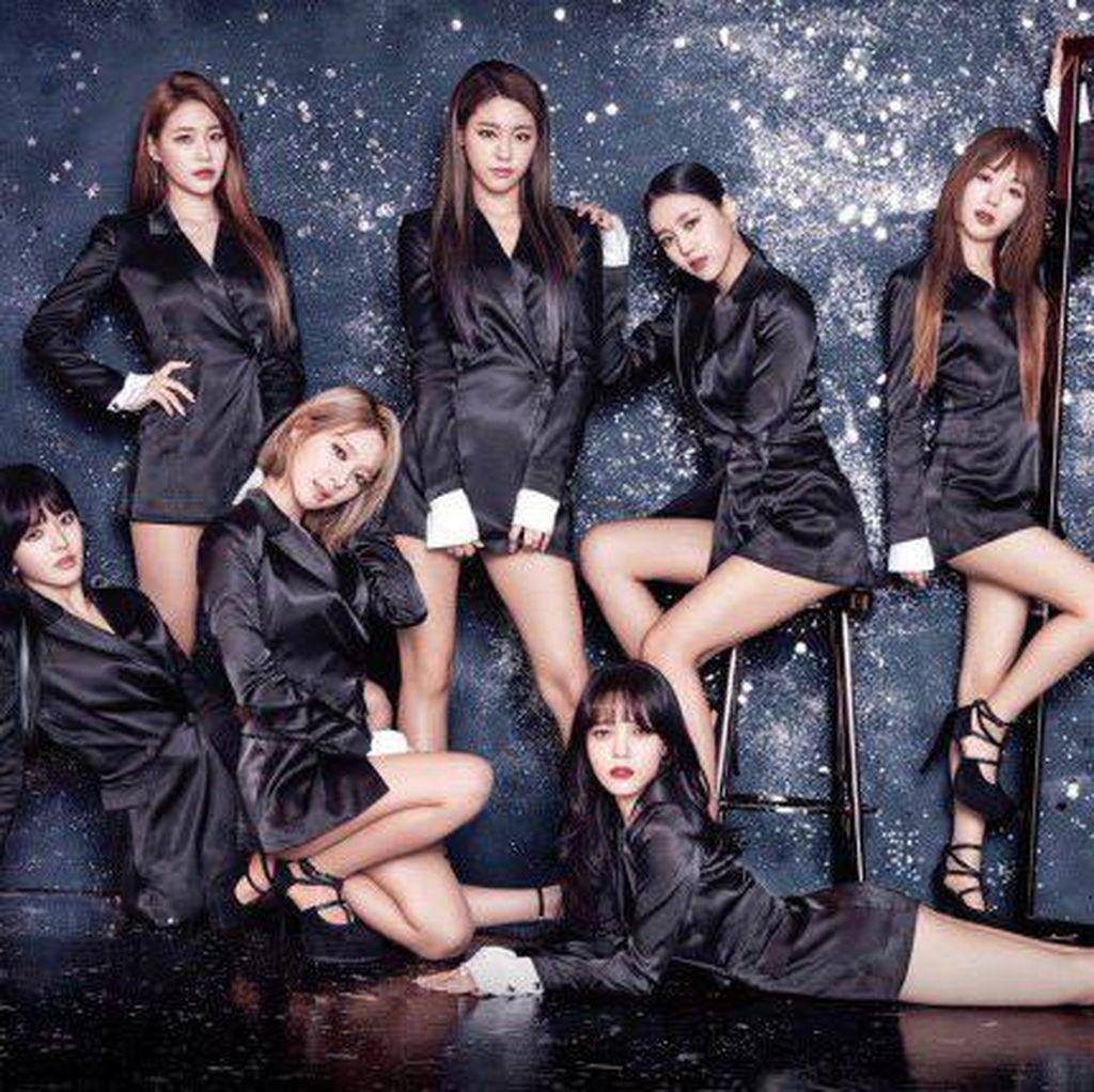 Promosi PyeongChang 2018, Girlband AOA Sapa Fans di Jakarta