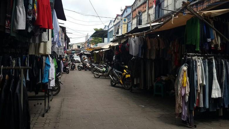 Pasar Aviari di Batam (Chaidir/detikTravel)