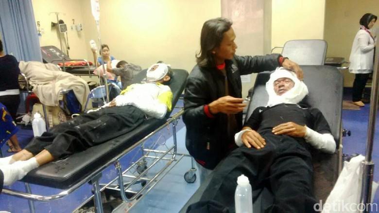 7 Orang Luka-luka Akibat Ledakan Tabung Gas di Cianjur