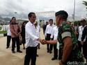 Di Depan Akademisi dan Pengusaha, Jokowi Pamer Percantik Perbatasan