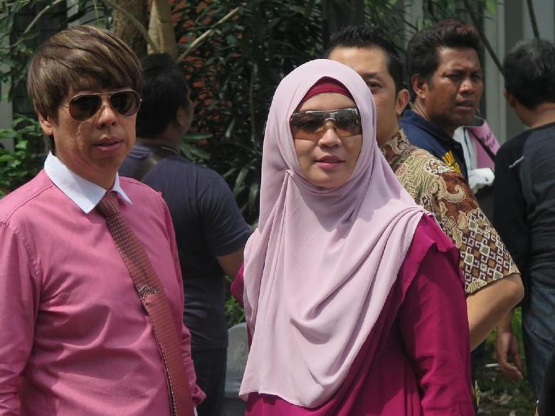 Fadli dan Fadlan Tegang Saksikan Rekonstruksi Kasus Penganiayaan Sang Adik