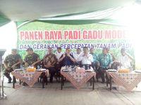 Ketua MPR Soroti Kinerja Mentan Terkait Kedaulatan Pangan