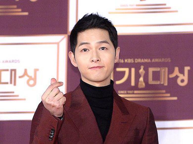 Makin Sukses, Song Joong Ki Beli Rumah Mewah Rp 119 M di Itaewon