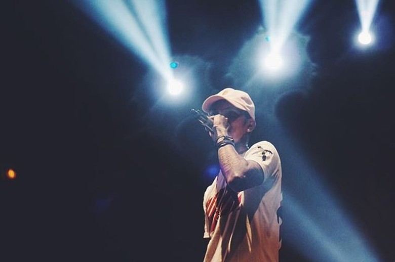 Young Lex Juga Diminta Bikin Tato Anies-Sandi Usai Tato Wajah Ahok
