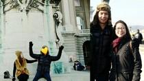 Makin Lengket, Nikita Willy Tahun Baruan Bersama Indra Priawan di Budapest