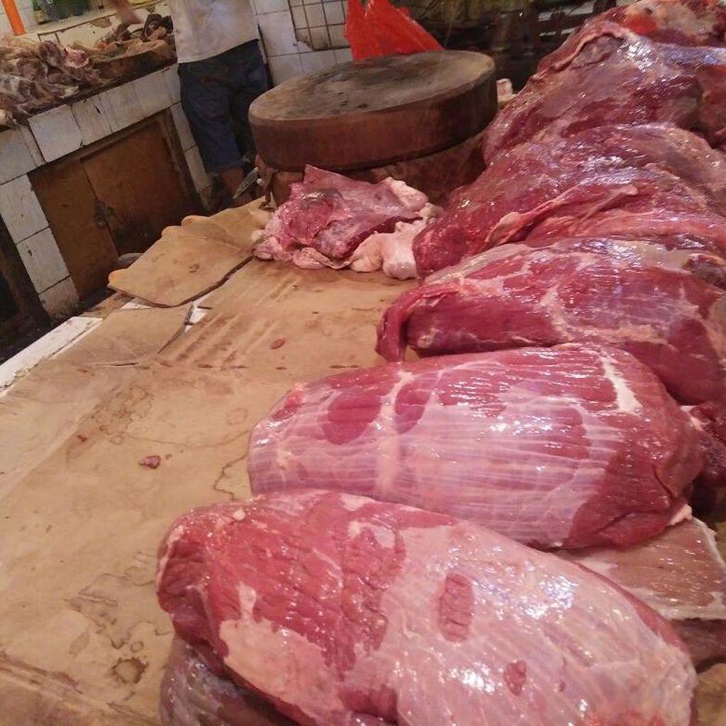60.000 Ton Daging Kerbau India Masuk RI Sebelum Lebaran