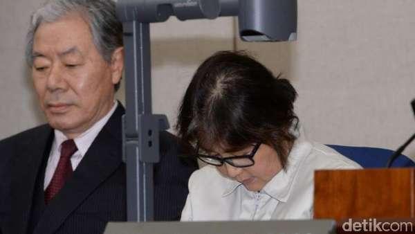 Korsel Akan Ekstradisi Anak Teman Dekat Presiden Park