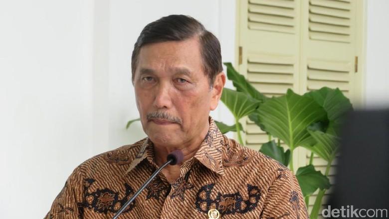 Mobil Presiden Mogok, Luhut: Jokowi Nggak Pengin Ganti Kendaraan