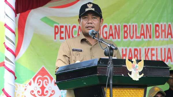 DPRD Katingan: Bupati Yantenglie Langgar Sumpah Jabatan