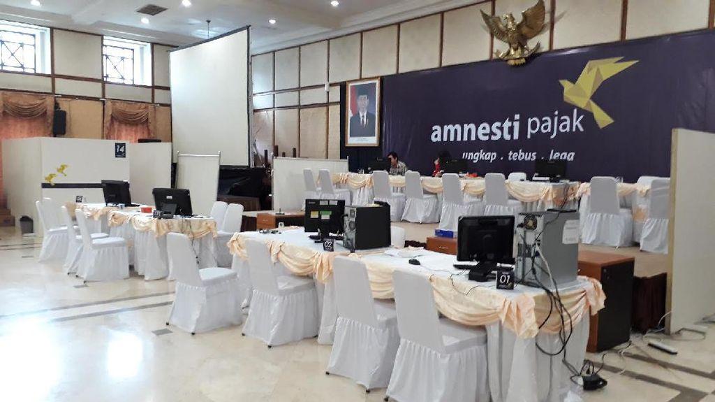 Pemerintah Jokowi Beri Ampunan Lagi Pada Wajib Pajak