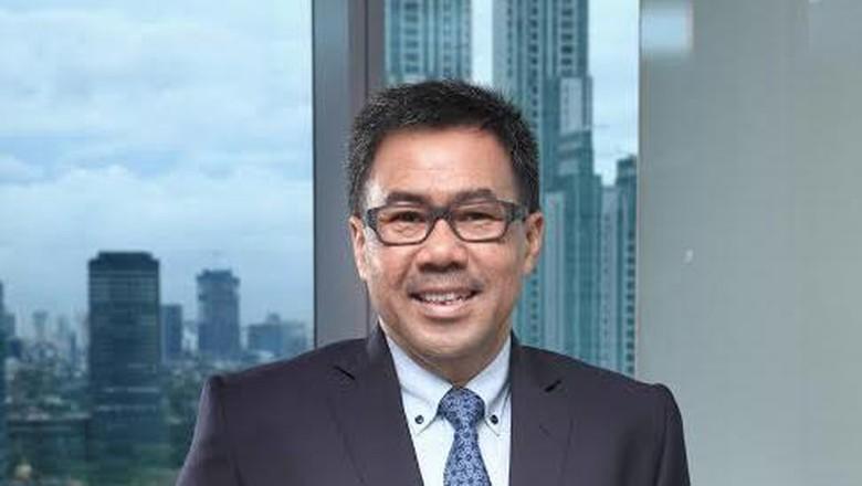 Arividya Noviyanto Jadi President and GM Total E&P Indonesie