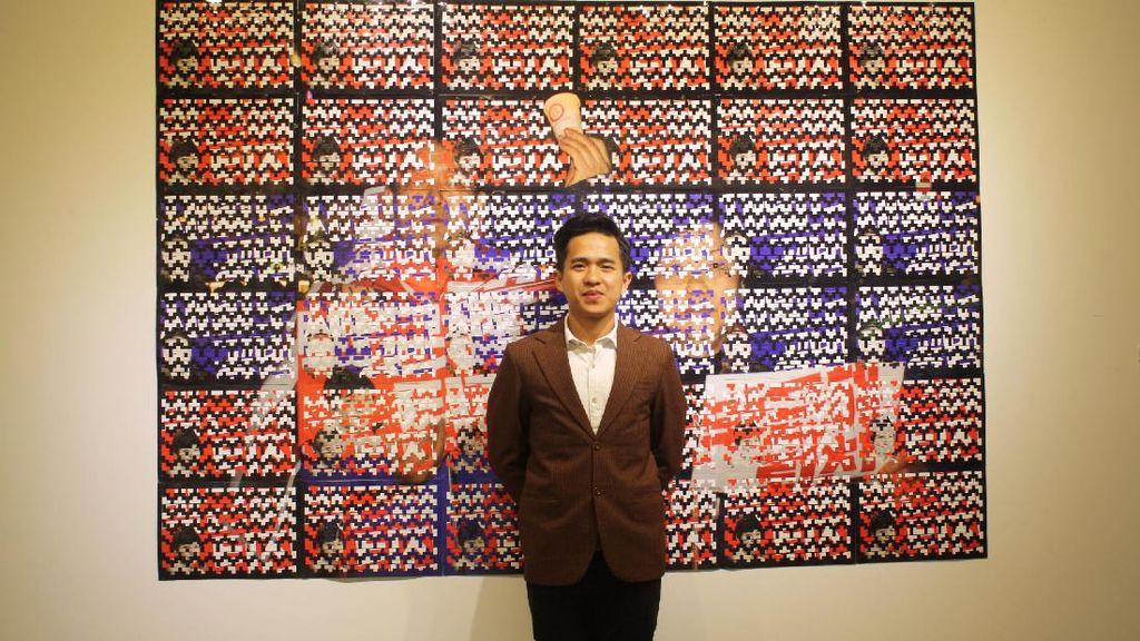 Patriot Mukmin, Seniman Bandung yang Bereksperimen Hingga ke Korea