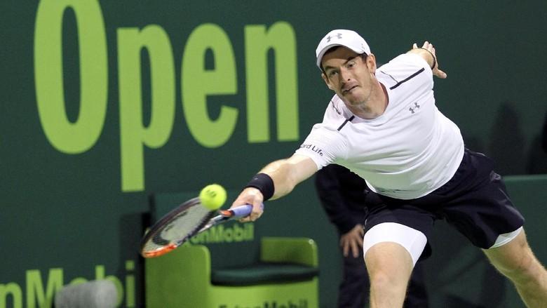 Murray Kerja Keras untuk Tembus Perempatfinal
