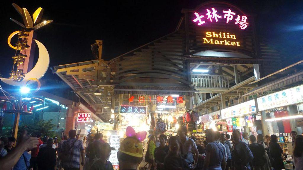Video: Shilin Night Market, Pasar Malam Paling Hits di Taiwan