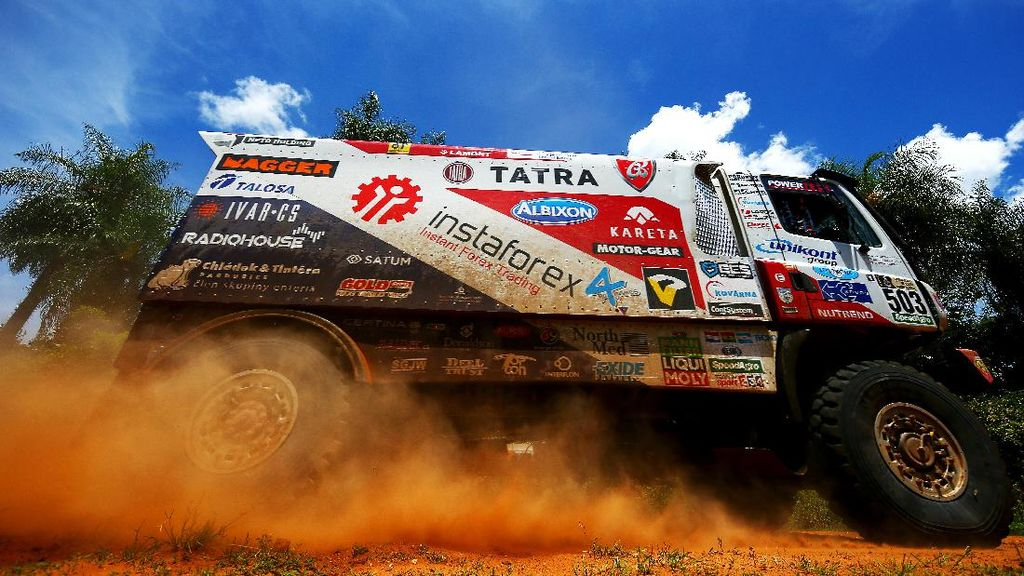 Reli Dakar, Ganas tapi Memukau