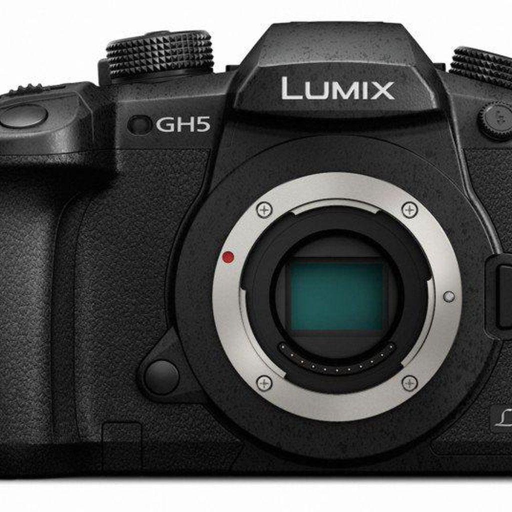 Panasonic Lumix GH5s Segera Dirilis