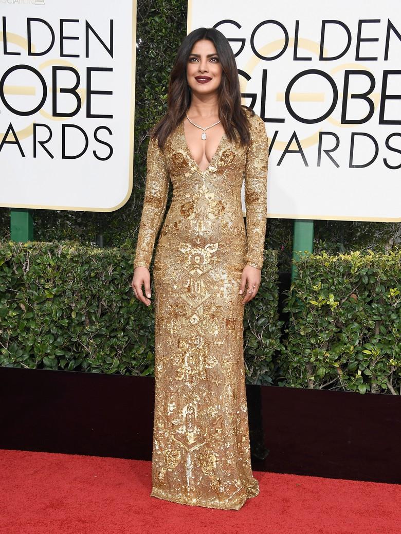 Priyanka Chopra Berbagi Tips Tembus Hollywood